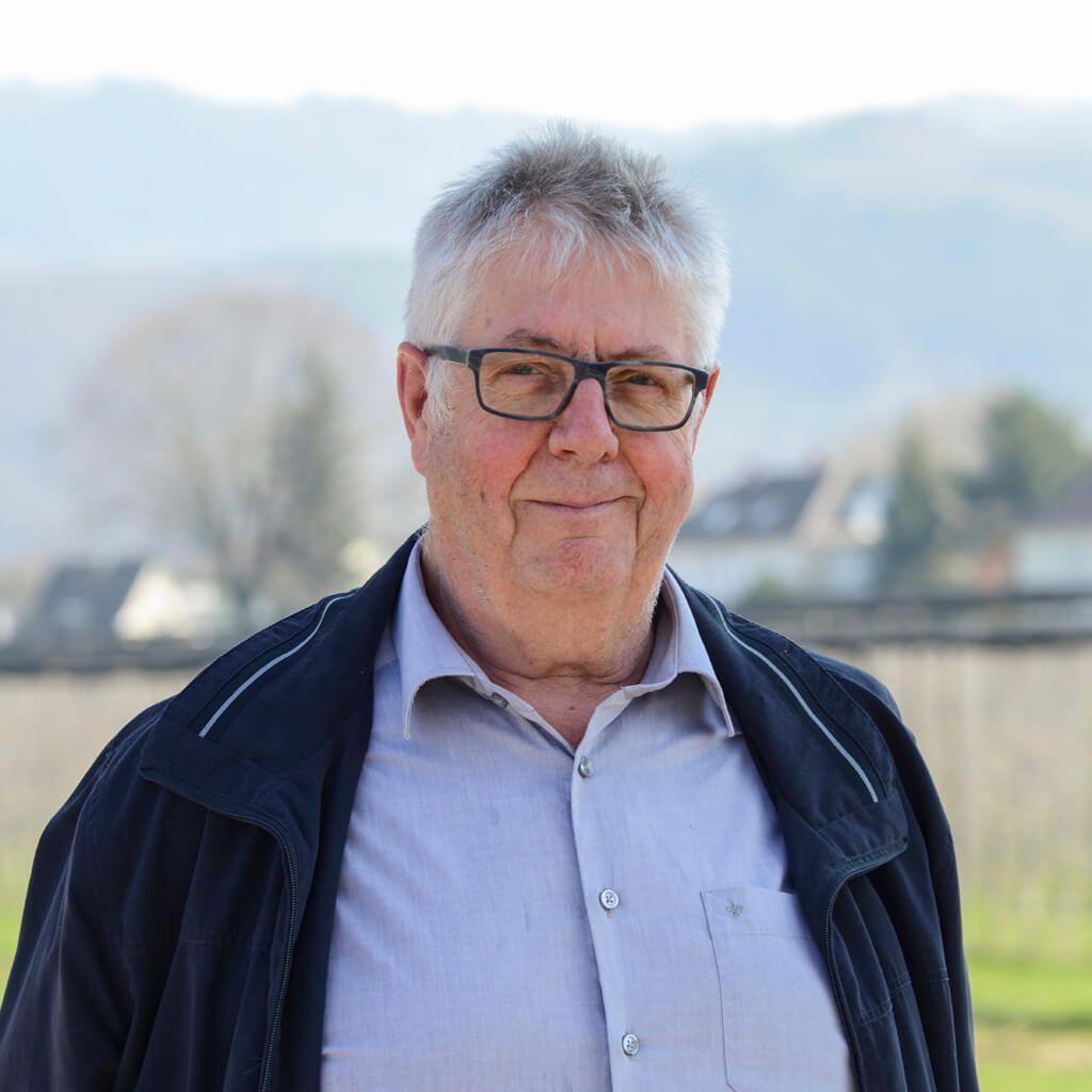 SPD Oberkirch Wolfgang Ducksch
