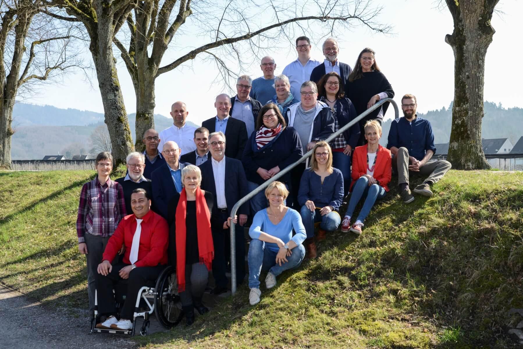 SPD Oberkirch Kommunalwahl 2019 Kandidaten
