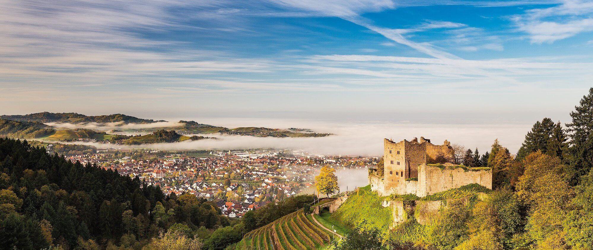 Die Bürgerinnen und Bürger der Stadt Oberkirch