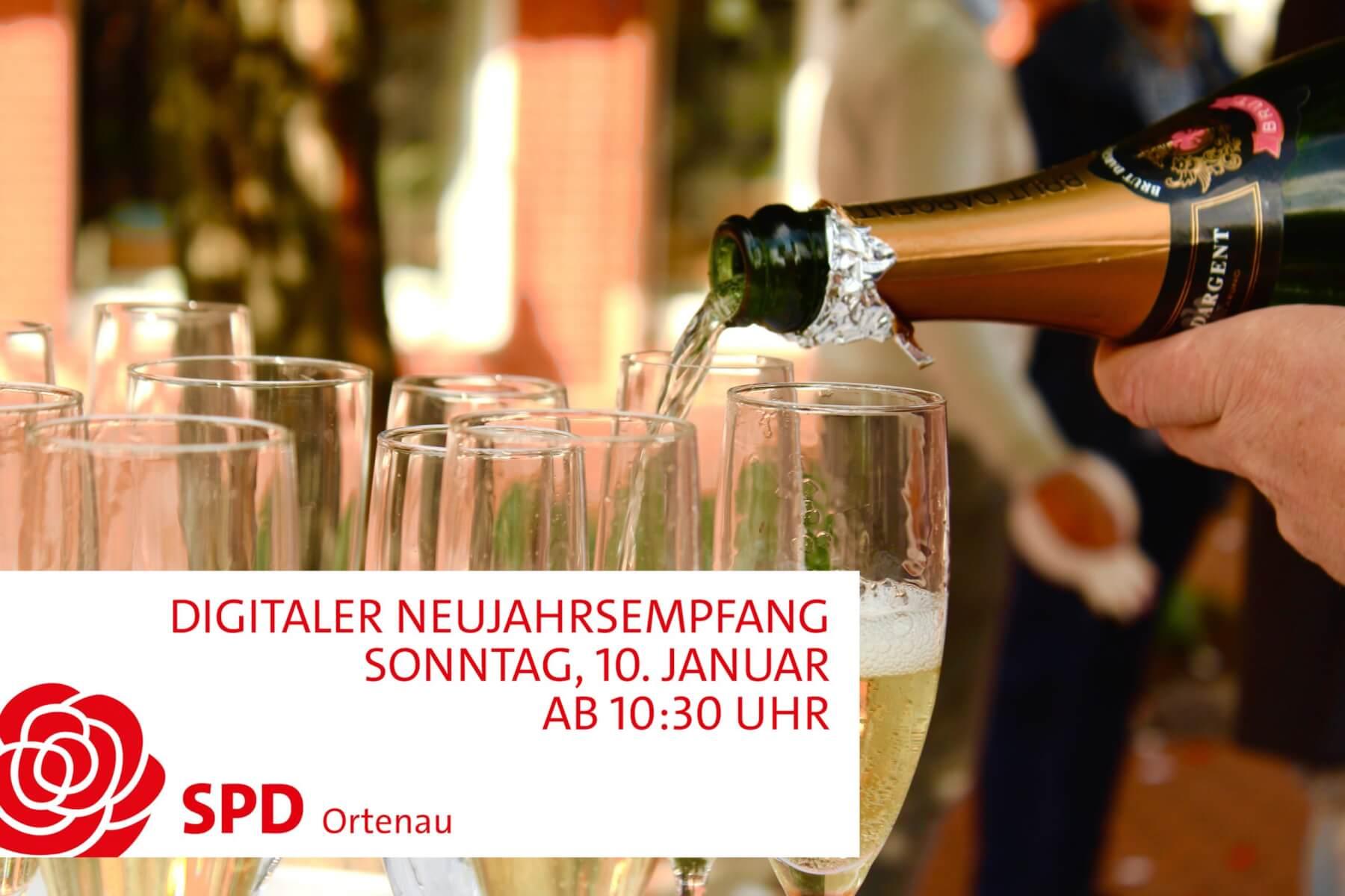 SPD Oberkirch Neujahrsempfang 2021
